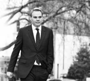Max Green, manager of James Pendleton Estate Agents' Fulham & Parsons Green office